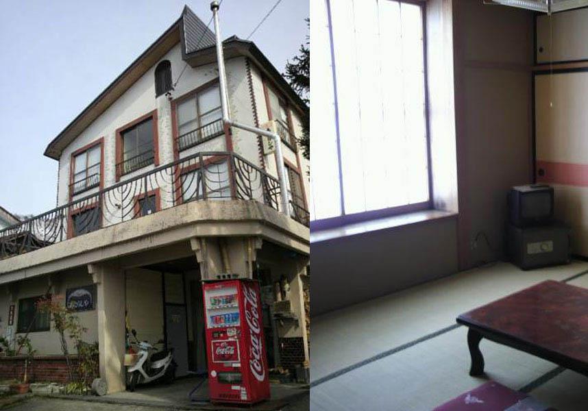 あたらしや旅館は天川村の洞川温泉地区に位置し、庭園を併設しています。2つ星の旅館で、エアコン完備のお部屋(バスルームは共用)、温泉、無料Wi-Fiを提供しています。