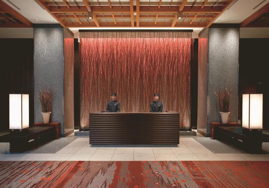 都心の歴史ある日本橋エリアに位置する豪華な5つ星ホテルです。高級レストランを併設し、37階には受賞歴のあるスパがあります。