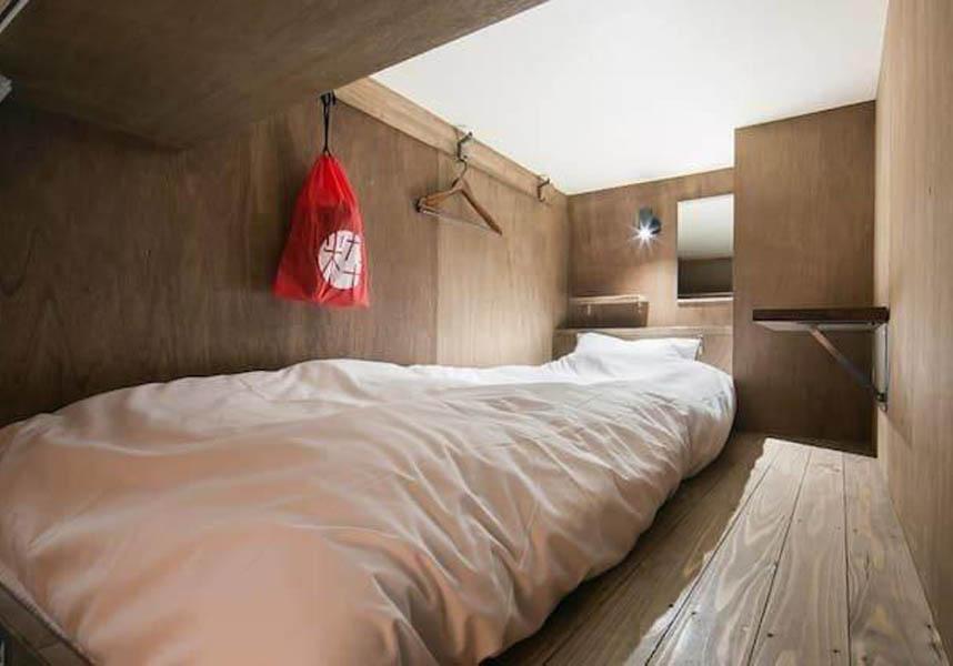 ゲストハウスミクストドミトリーP4は、東京の台東区千束に位置する、エアコン付きの宿泊施設です。無料Wi-Fiを利用できます。