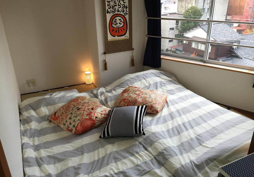 momonoya 片町(katamachi)502は金沢の兼六園からわずか2.1kmの場所に位置する宿泊施設で、無料Wi-Fiを利用できます。金沢城まで2.2kmです。